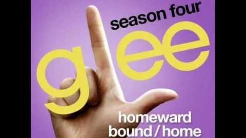 Glee - Homeward Bound Home - Acapella