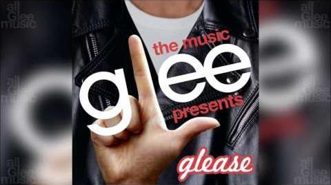 You're The One That I Want Glee HD FULL STUDIO