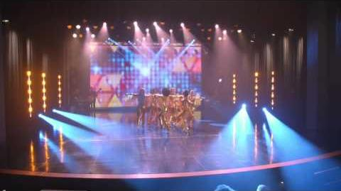 "Full Performance of ""Lose My Breath"" from ""Child Star"" GLEE"