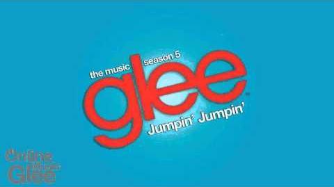 Jumpin' Jumpin' - Glee HD Full Studio