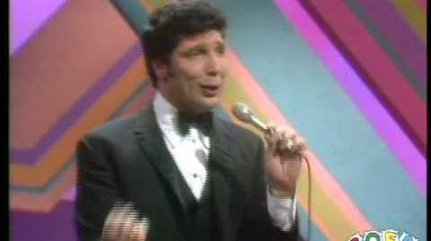 "Tom Jones - ""It's Not Unusual"" on The Ed Sullivan Show"