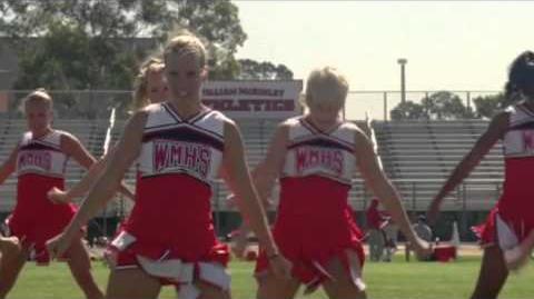Glee Hold It Against Me Full Performance