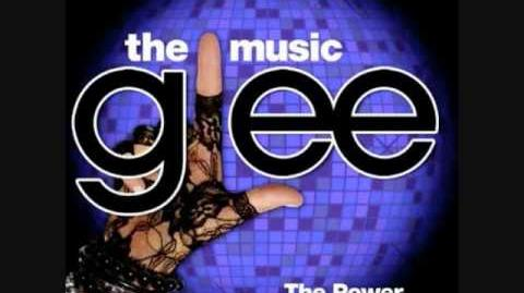 Burning Up - Glee Cast (Feat