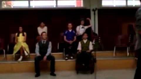 GLEE - Full Performance of ''Hot For Teacher''