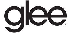 Glee logo black