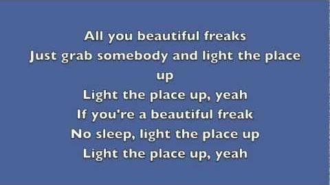 Hot Chelle Rae - Beautiful Freaks LYRICS