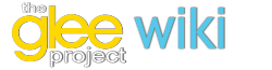 Glee Project wiki logo