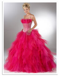 Kayla's Prom Dress