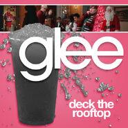 Glee - rooftop