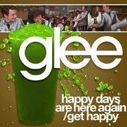 Glee - happy days