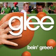 Glee - bein green