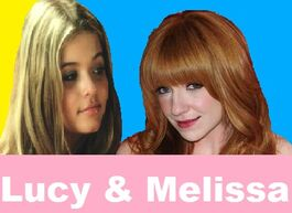 Lucy sauls and melissa summers and sasha pieterse and nicola roberts