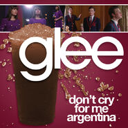 Glee - dont cry