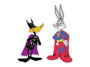 Batduck&Superbunny