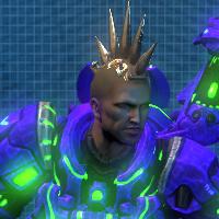 28. crown of kunai