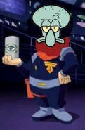 Pinkster Squidward