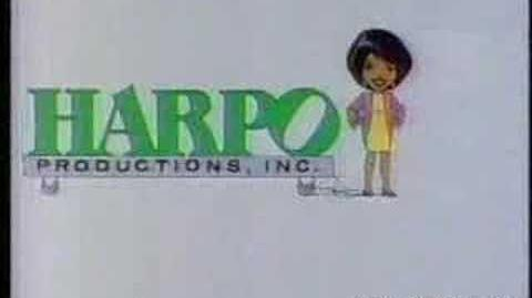 Harpo Productions Logo (1986)