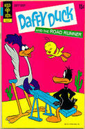 Tweety Bird, Daffy Duck and Road Runner