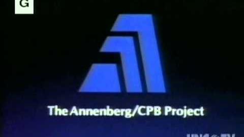 WGBH, Annenberg CPB, Geraldine R