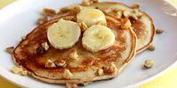Banana Nut Pancakes
