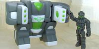 Mini Blocker Rig
