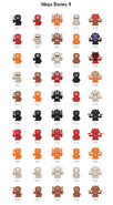 Ninjaseries150types