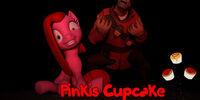 Pinkis Cupcake