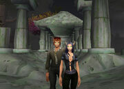 Kaldorei ruins