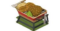 BBQ Grill (200)
