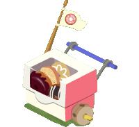 Donut Cart (200)