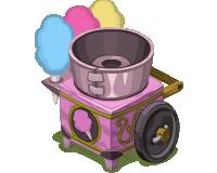 Cotton Candy Machine (200)