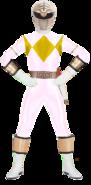 MMPR-White No Shield
