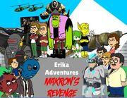 400px-Erika Adventures Makron's Revenge poster