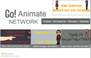 GoAnimate Network Design (2008-2009) -For Real!-
