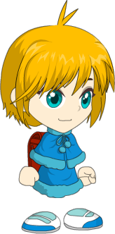 Pocoyo in Woman Or Pocochan Goanimate Style (1)