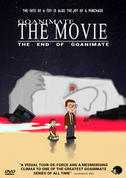 Go!Animate The Movie DVD Poster
