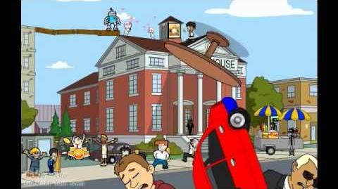 Dan Hamming's Big Crash