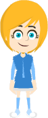 Pocoyo in Woman Or Pocochan In Business Friendly Goanimate Style
