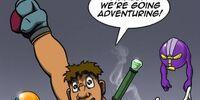 Human Adventuring Party