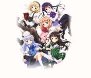 Anime visual top