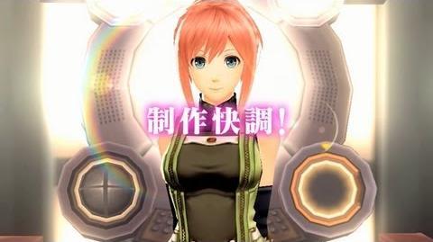 PS Vita/PSP「GOD EATER 2」制作快調!