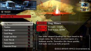 R8 Dog Mines