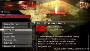R9 Monkey Wrath