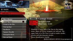 R5 Carnage Feast
