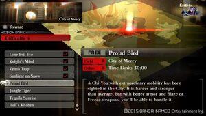 R4 Proud Bird