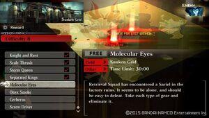 R8 Molecular Eyes