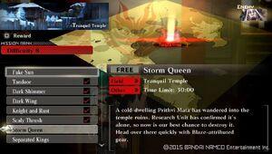 R8 Storm Queen