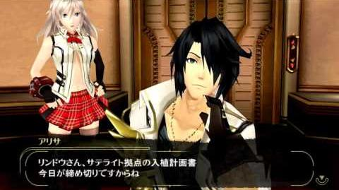 God Eater 2 Lindow Full Character Episode - PPSSPP v1.0