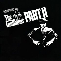 The Godfather Part II album