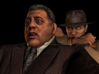 Luca Brasi whacked game